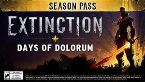 Extinction, Has, A, Release, Date, U0026, Many, Different, Pre