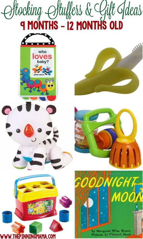 stocking stuffers small gifts for a baby the pinning mama