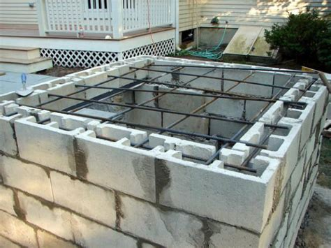 how to build a base for a granite top how to build a stone oven how tos diy