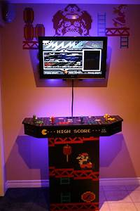 My, Arcade, Oc