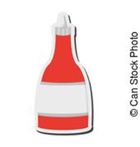 sriracha bottle outline sauce vector clip art eps images 9 789 sauce