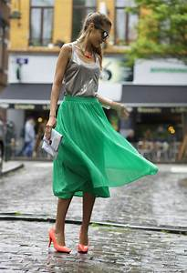 17 Chic Summer Outfit Ideas in Bright Colors - Pretty Designs