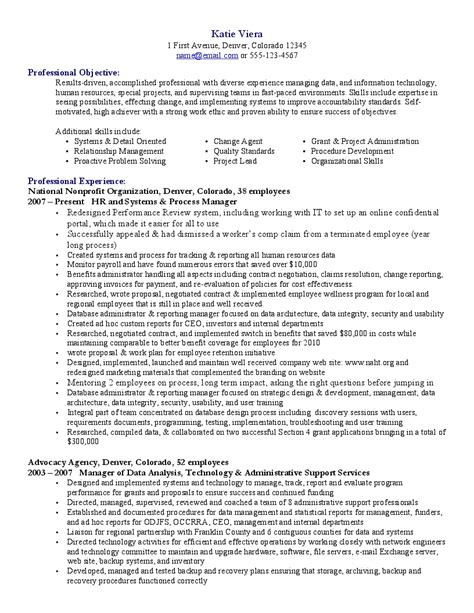 Bullet Points In Resume Periods by Resume Exles 2015 Best Resume Objectives For Click To Enlarge Sle Resume Bullet