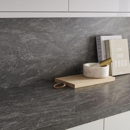 Evora Grey Slate worktop   Kitchen worktops   Howdens Joinery