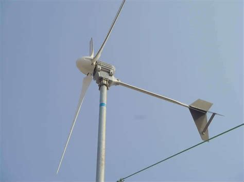 China Small Wind Turbine Home Use (usd600 Only) China