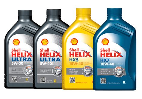 Shell Helix Car Engine Oil - Wrack Auto Whangarei