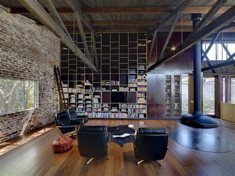 Lilyfield Warehouse By Virginia Kerridge Architect  Open