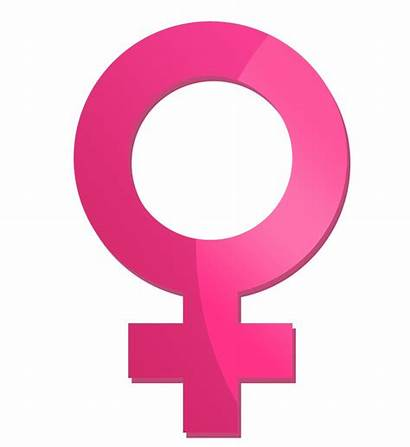 Female Sign Gender Clipart Symbol Clip Voice
