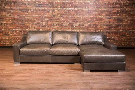 Leather Sofa With Chaise Canada