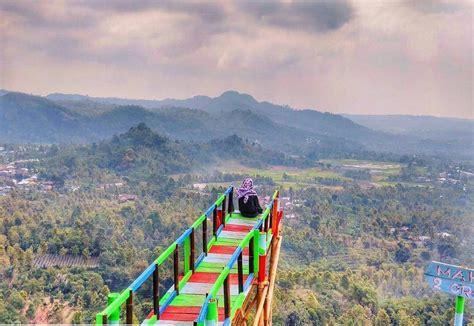 spot wisata   taman langit nyalembeng bukit
