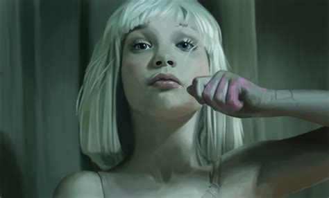 maddie ziegler chandelier sia by michaelgibbsartist on