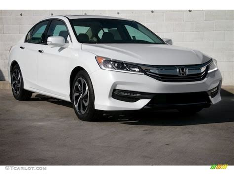 2017 Honda Accord Ex L V6 by 2017 White Orchid Pearl Honda Accord Ex L V6 Sedan
