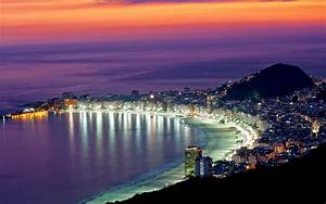 Rio At Home : copacabana wallpaper beach brazil rio 12991 wallpaper ~ Lateststills.com Haus und Dekorationen