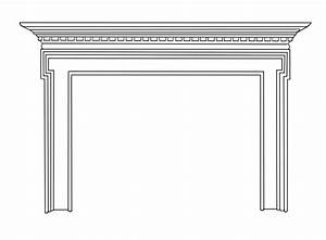 Seton Natural Wood Mantels For Fireplaces
