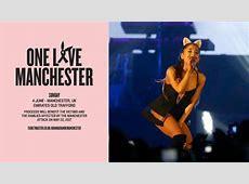 Ariana Grande geeft zondag met andere artiesten concert in