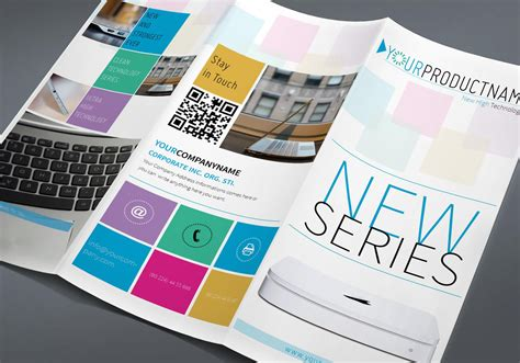 Brochure Design Services by Premium Trifold Brochure Design By Balkay On Envato Studio