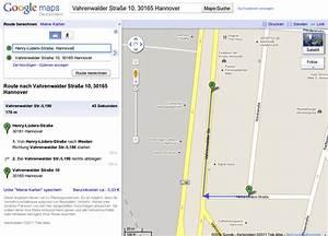 Routenplaner Berechnen : routenanzeige bei routenplaner bei google weg ~ Themetempest.com Abrechnung