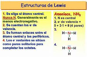 Diagrama De Lewis