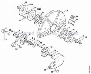 Stihl Ts400 Parts Diagram
