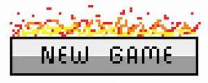 new game button concept | Pixel Art Maker