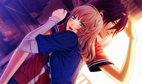 amnesia anime shin and heroine kiss please stop shin x heroine by khairii on deviantart
