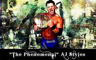 Aj Styles Wwe Wallpapers Wrestling Honor Ring