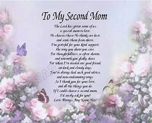Quotes about Second mom (42 quotes)