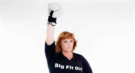 Smashing Stereotypes With Big Fit Girl Work Out Wear