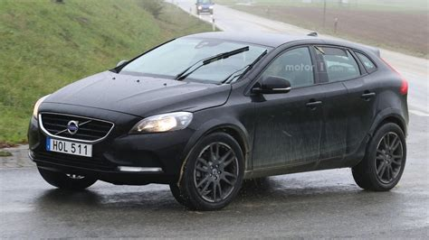 volvo xc spotted disguised  jacked