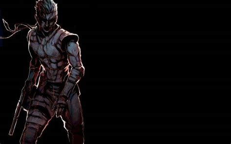 Grey Fox Solid Gear Metal Wallpaper