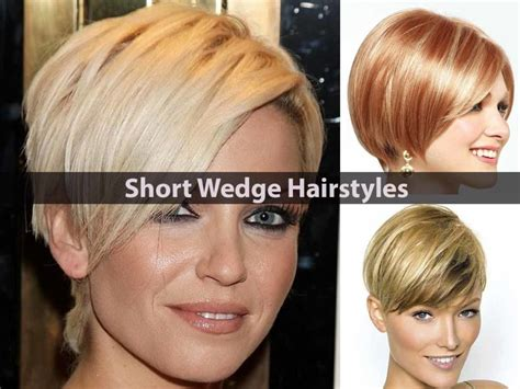 15 Short Wedge Hairstyles For Fine Hair