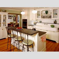 Living Roomstyle Kitchens  Hgtv