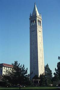 U C  Berkeley Years
