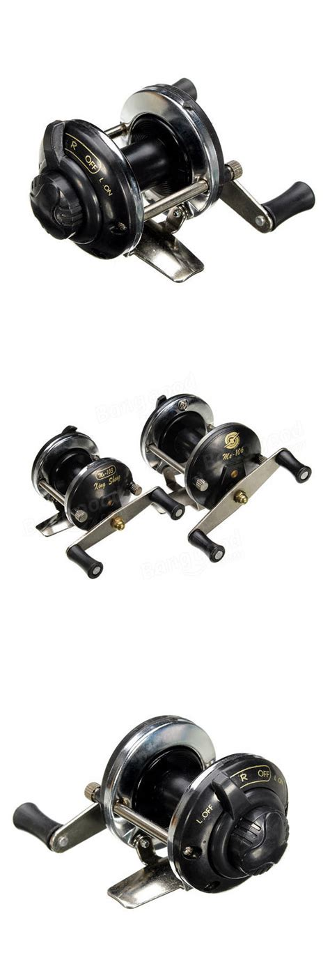 drum type  bearing fishing reel spinning reel ice