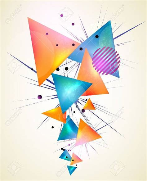 Abstract Shapes Shape Vector Png by 18 Geometric Shapes Psd Png Vector Eps Design