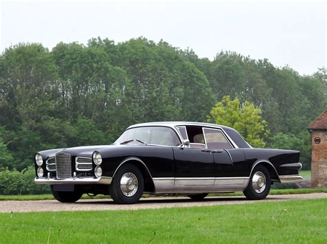 Facel Vega Excellence | Automotive Views