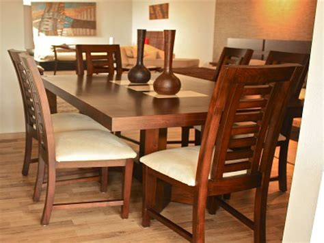 mesa de comedor de madera modelo m 225 rmol