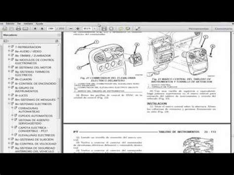 manual de reparacion ptcruiser
