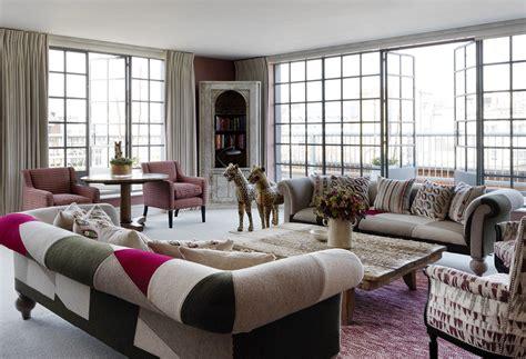firmdale hotels  bedroom terrace suite brownstone
