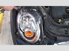 Headlight LensHousing Replacement Mini Cooper 20062013
