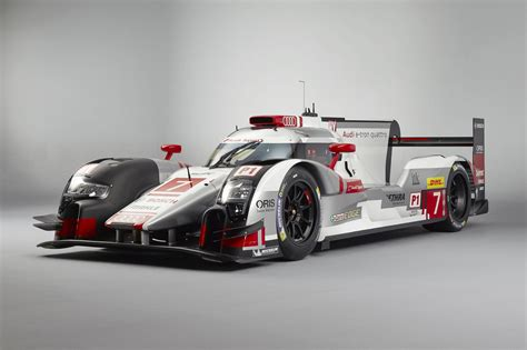 The Audi R18 Makes Other Race Cars Green With Envy
