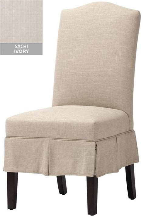 parsons dining chair slipcovers parson chair covers