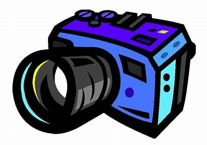 Camera Clip Pink Clipart Clipartion