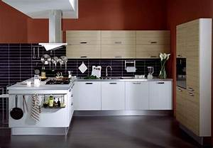 10 most durable modern kitchen cabinets homeideasblogcom for Kitchen cabinets lowes with modern art wall decor
