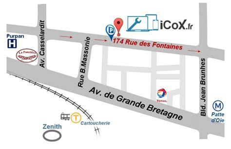 siege social wiko adresse horaires mentions légales icox fr