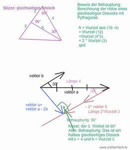 Vektoren Länge Berechnen : orthogonal aus vektorl nge vektor berechnen um zu zeigen dass vektoren orthogonal mathelounge ~ Themetempest.com Abrechnung