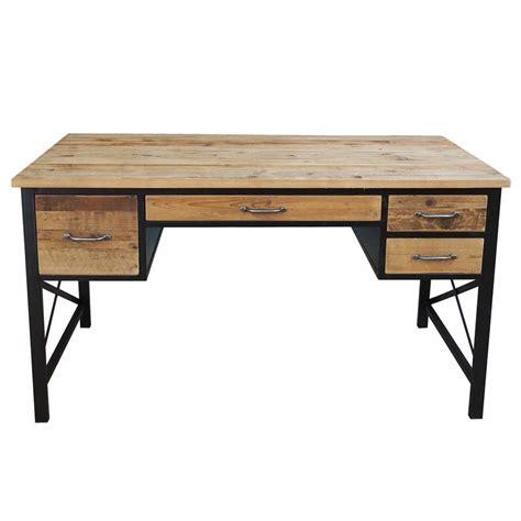 bureau bois pas cher bureau en bois pas cher