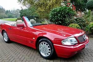 Mercedes 300 Sl A Vendre : te koop mercedes sl500 uit 1996 met 129km op de teller nieuws ~ Gottalentnigeria.com Avis de Voitures