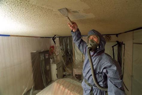 removing asbestos workplace safety  accident