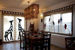 African, Themed, Interior, Design, From, Care, Cutare